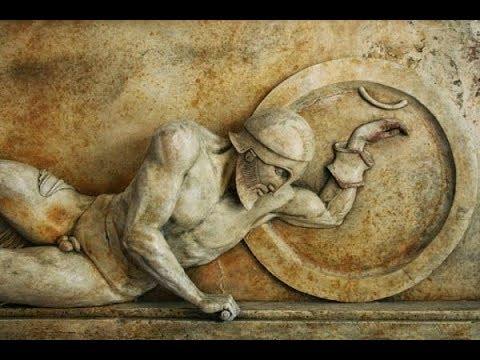 Miltiades and the battle of Marathon strategy - 1