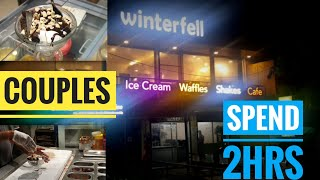Couple friendly ice cream shop in chennai | Winterfell Game of thrones | Hk In Review