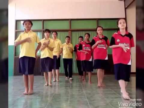 นาฏยศัพท์ โรงเรียนสระแก้ว ม.2/1(6)เพลงแสงสุดท้าย