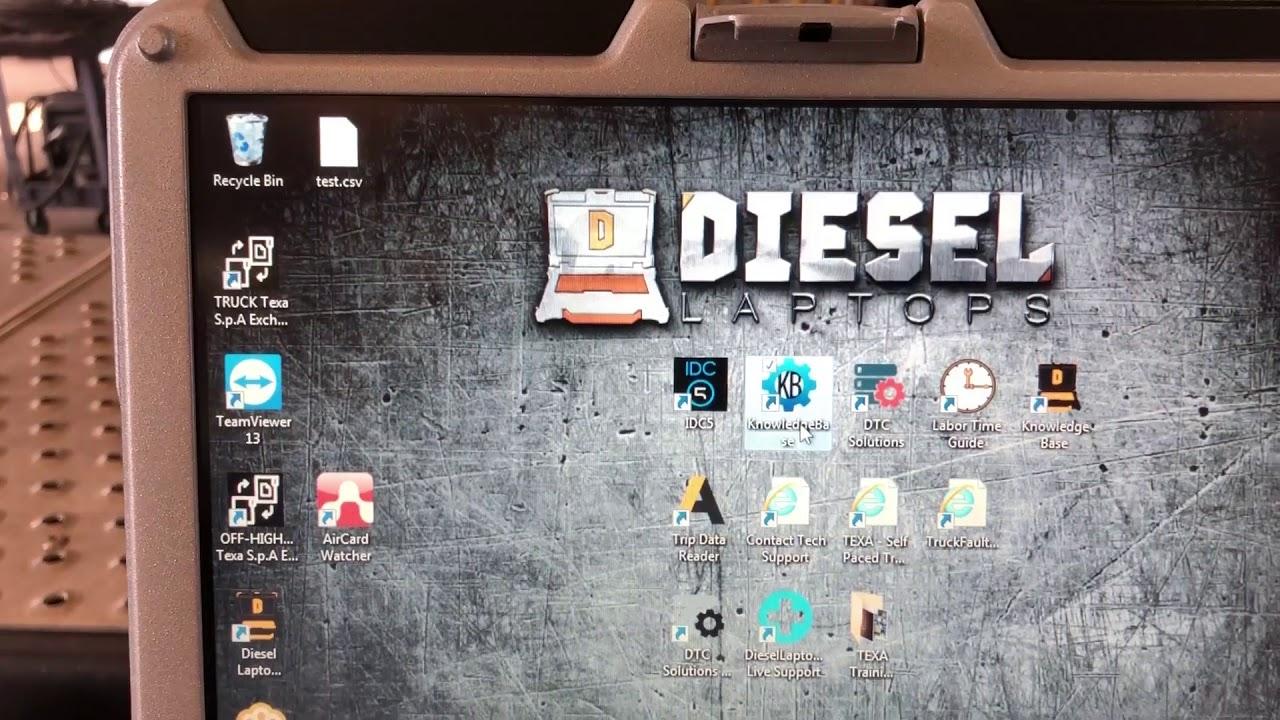 diesel repair labor guide