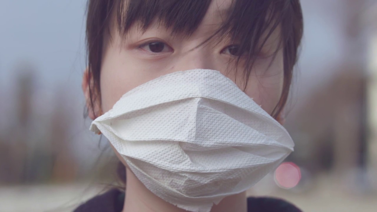 Photo of #8 Paper towel mask [キッチンペーパーで簡易マスクをつくろう]- HOW TO CRAFT SAFETY – video