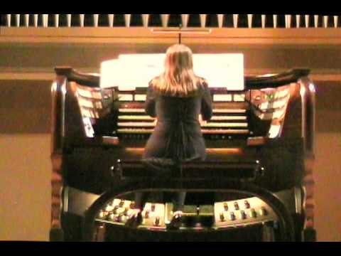 Danielle Organ In Concert at Federal University of Rio de Janeiro (full length)