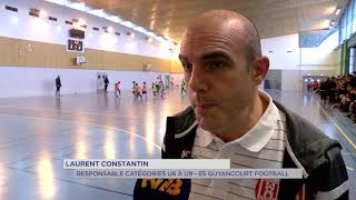 Yvelines | Football : 230 jeunes ont testé le futsal à Guyancourt