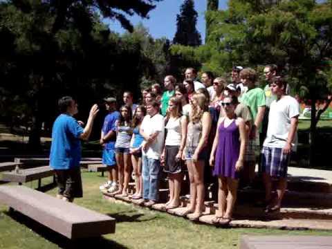 Tzadik Katamar - Camp Ramah of California - Ramahcappella choir