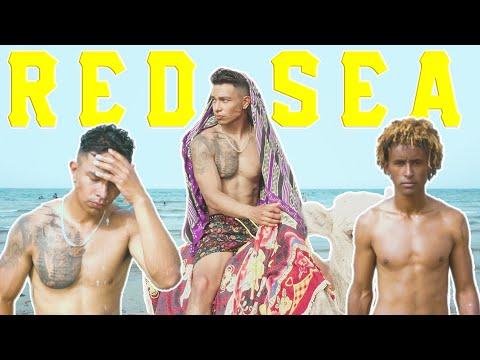 MASSAWA RED SEA 🌊🌞🏖️🧡 // ERITREA VLOG