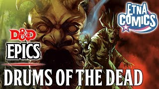 [EtnaComics 2018] D&D EPICS: Drums Of The Dead