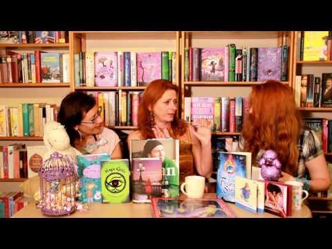 Glimmerfee Vlog 28 ( Gabriella Engelmann / Viele Fragen & Viele Antworten / Bücher )