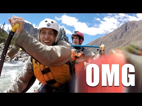 FALLING INTO A RIVER | Road Trip 2016