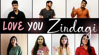 Love You Zindagi - Dear Zindagi   Jasleen Royal   Amit Trivedi   Shah Rukh Khan   Arjit Agarwal