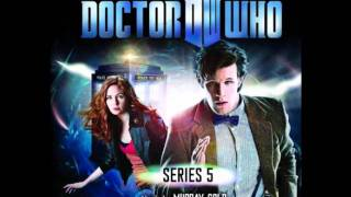 Doctor Who Series 5 Sound Track 23 - Cab For Amy Pond (Disc 1) Resimi
