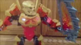 Bionicle vs Hero Factory The Movie