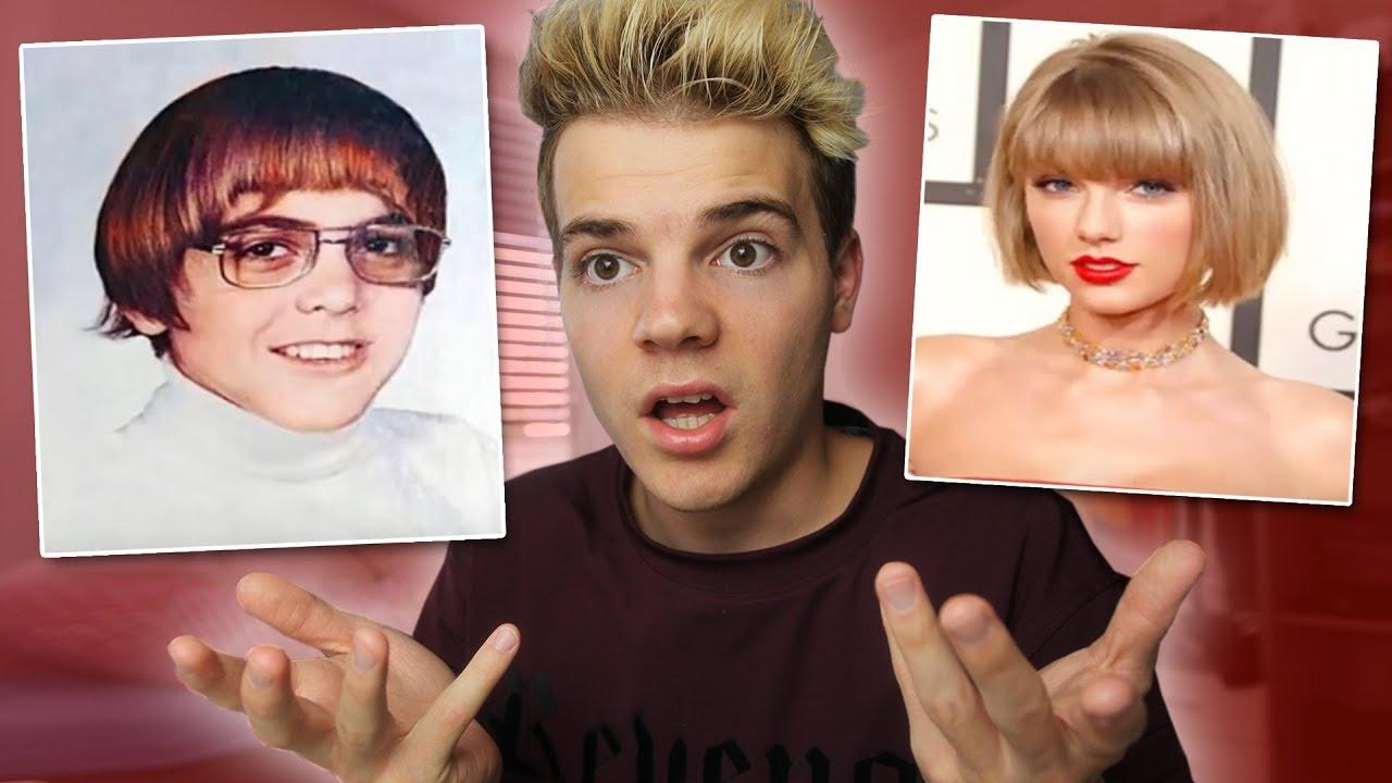 Vor Pubertät Vs Danach Promi Edition Youtube