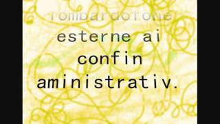 Scriver Lombard · Introduzion lejuda · Lissander Brasca · Lombard language · Lengua lombarda