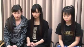 (English subtitled) Decided! The name of the new group of Hello! Project's trainees 2013