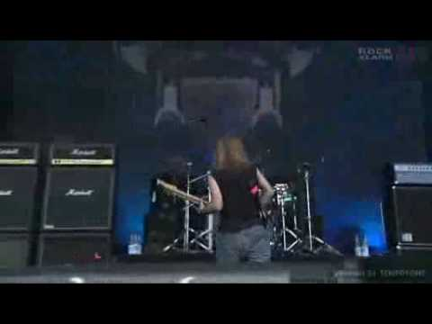 Unearth - Endless (Live@Wacken Open Air 2008) 2/10