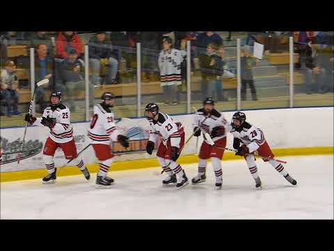 Grand Rapids Hockey at Duluth East-2018-FULL GAME-Sec7AA Quarter Finals