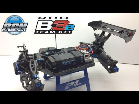 Team Associated RC8B3e - Build Update 2/Electronics