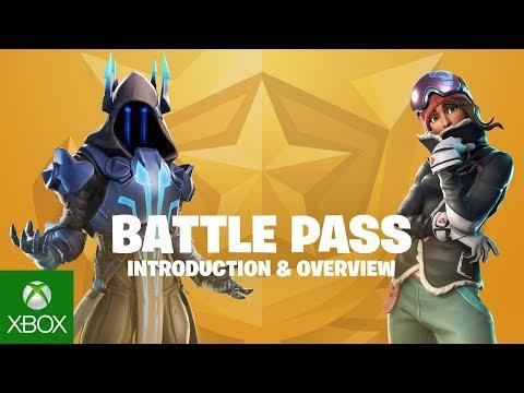 Fortnite - Season 7 Battle Pass Overview