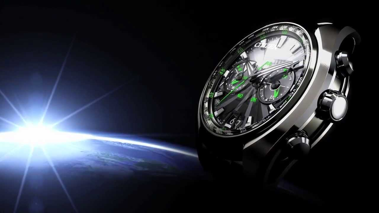 Reloj Citizen Satelital