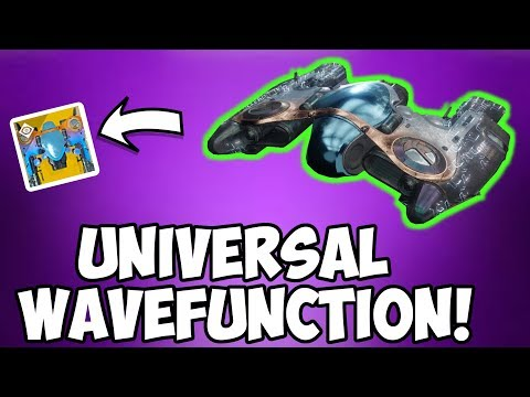 Destiny 2 | Universal Wavefunction Is STILL Here & I Want It! Nightfall Help/Testing Last Word! thumbnail