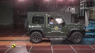 Suzuki Jimny - Crash Tests 2018
