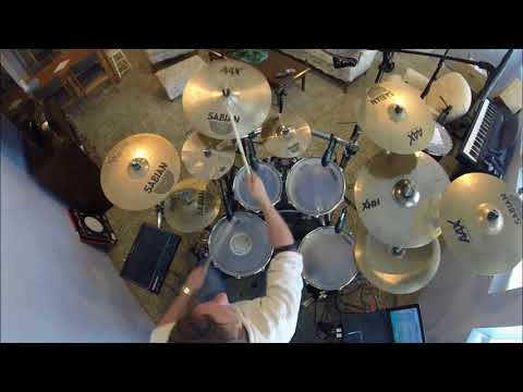 """""""Time Warp"""" From The Motion Picture The Rocky Horror Picture Show (drum Cover)"""