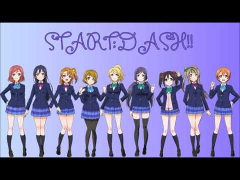 Love Live! START:DASH!! (Remix)