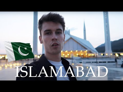 ALONE IN ISLAMABAD, PAKISTAN 🇵🇰