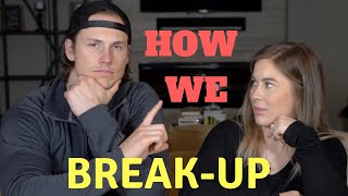 reading our break up letters... story time with shawn johnson east