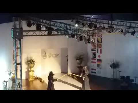 Korea's Action Stunts in Alhamra Art Council Pakistan