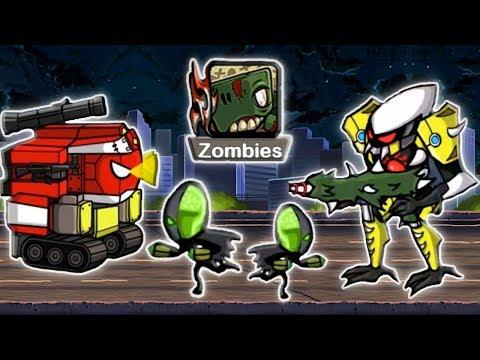 HERO WARS: Super Stickman Defense Huge Update   New ZOMBIES Record   GamePlay 2018 FHD (Part 2)