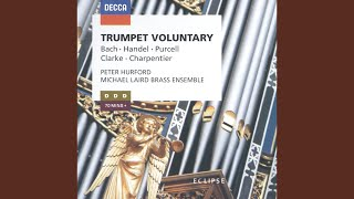 Purcell: Sonata for Trumpet and Strings No.1 in D (overture to lost ode,