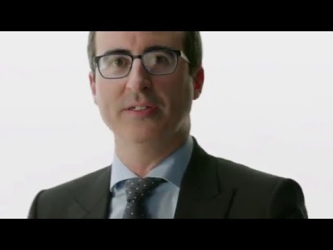 Last Week Tonight with John Oliver trailers