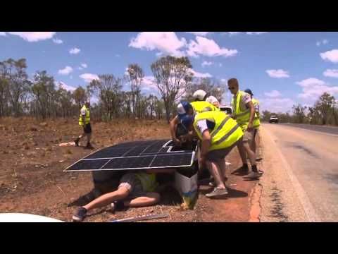 2015 Bridgestone World Solar Challenge Award Ceremony Closing Video