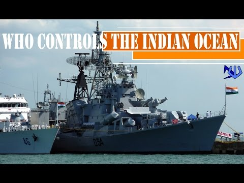 Who controls the INDIAN OCEAN?