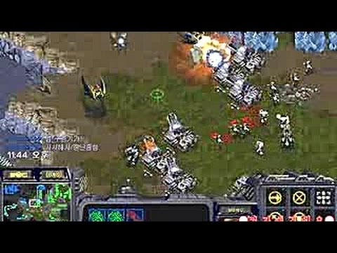 배신해놓고 장난이라고??!! Starcraft Brood war, Broadcasting Gameplay.