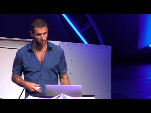 Aubrey Marcus - Float Conference 2014