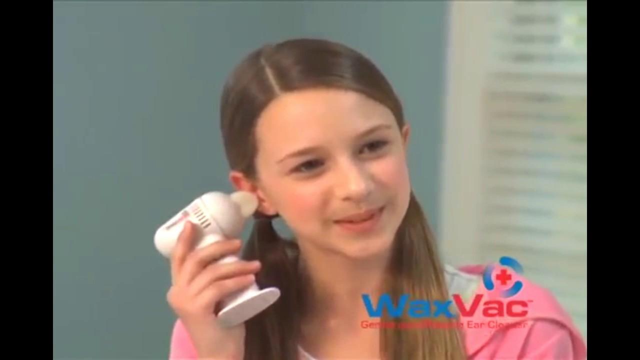 Wax Vac Pembersih Kuping Elektrik Alat Penyedot Kotoran Telinga Ear Vacuum Waxvac Wvc Gentle And Effective Cleaner Elt 22