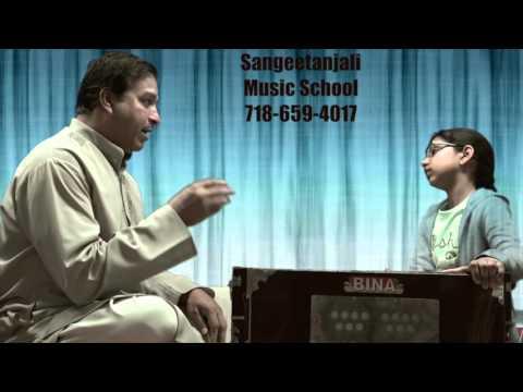 Music School - Raag Bhupali - Nayana