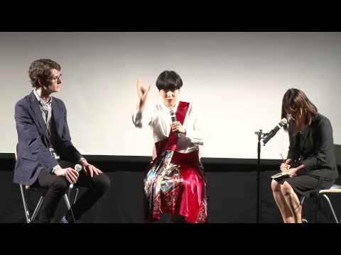 Cut Above Award + 100 Yen Love Q&A - Japan Cuts 2015