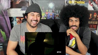 DAREDEVIL (NETFLIX 2015) TRAILER REACTION & REVIEW!!!