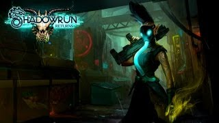 Shadowrun Returns Android Game GamePlay (HD)