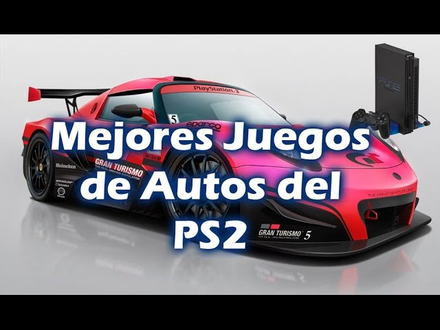 Retro Top 5 Los Mejores Juegos De Carreras De La Ps2 Youtube