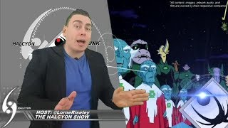Halcyon Blink - Green Lantern: First Flight