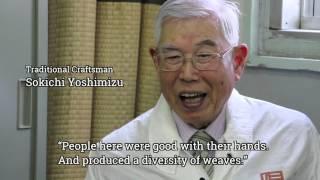 Made In Tokyo  ~Hachioji's Tama Ori silk~