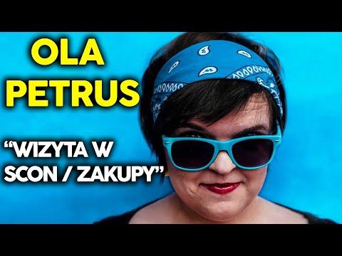 Ola Petrus - Wizyta w SCON / Zakupy