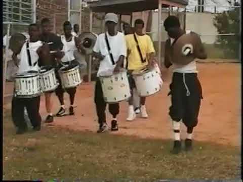 Miami Jackson Senior High School Marching Band 1997 pt 2
