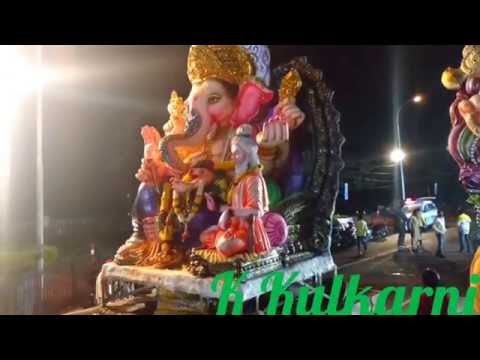 Hyderabad Ganesh visarjan 2k16 tank band