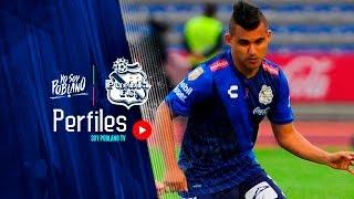 Puebla FC   Perfiles Carlos Gutiérrez I Ap15