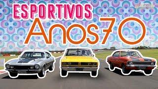 MAVERICK GT X CHARGER R/T X OPALA SS - VOLTA RÁPIDA #38 COM RUBENS BARRICHELLO | ACELERADOS